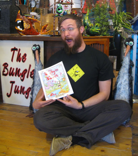 Bungled Jungle Book and Shirt
