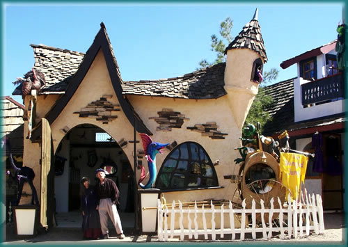 arizona renaissance fair booth